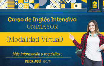 Curso de inglés intensivo UNIMAYOR (Virtual).