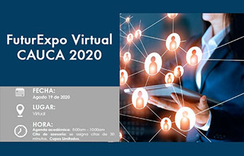 Todos Invitados a FUTUREXPO Virtual 2020.