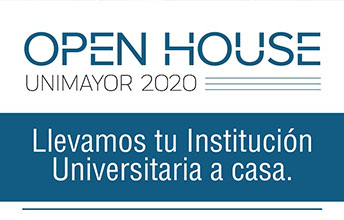 Open House, Feria Universitaria UNIMAYOR 2020.